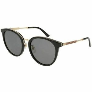 Gucci Round Style Sunglasses W/Grey Lens